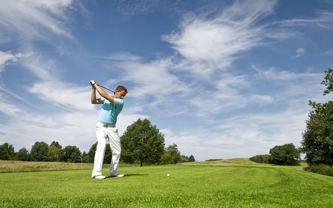 Golf injuries and osteopathic treatment