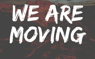 We are moving to Brookvale in mid-November!
